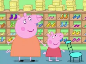 """《小猪佩奇》中的育儿道理之四:""""女生课""""从小就要开始学"""