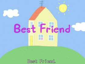 小猪佩奇英文版重点词组讲解第1季第4集--好朋友