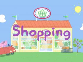 《小猪佩奇》剧情介绍和粉红猪小妹英文版字幕:第一季第49集